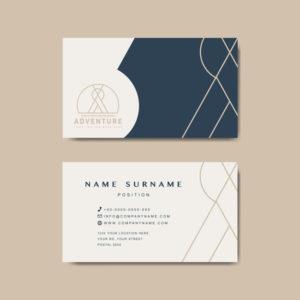 500 cartes de visite ECO + design offert